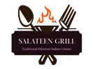 Salateen Grill Logo