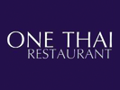One Thai Restaurant Logo