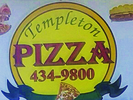 Templeton Pizza and Greek Food Logo