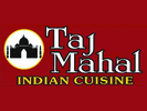 Taj Mahal Indian Cuisine Logo