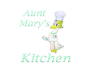 Aunt Mary's Kitchen Logo