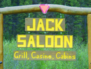 The Jack Saloon Logo