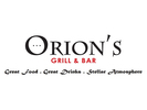 Orion's Grill & Bar Logo