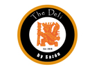 The Deli by Sazón Logo
