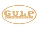 Gulp Restaurant & Brew Pub Logo
