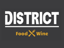 District Food & Wine Logo