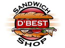 D'Best Sandwich Shop Logo