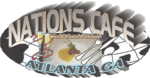 Nations Cafe Lounge Logo