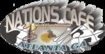 Nations Cafe Lounge Logo