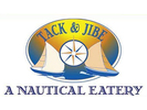 Tack and Jibe Nautical Eatery Logo