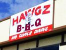 Hawgz BBQ Logo