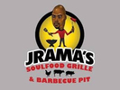 Jrama's Soul Food Grill and BBQ Pit Logo
