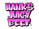Hank's Juicy Beef Logo