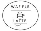 Waffle Latte Logo