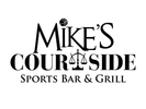 Mike's Courtside Sports Bar & Grill Logo
