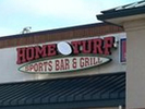 Home Turf Sports Bar & Grill Logo
