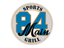 84 Main Sports Grill Logo