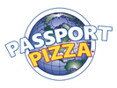 Passport Pizza Logo