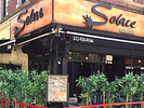 Solace Bar and Grill Logo