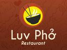 Luv Pho Restaurant Logo