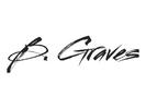 B. Graves Logo