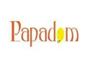 Papadom Indian Restaurant and Bar Logo