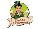 Daddy O'Brien's Irish Ice Cream Pub Logo