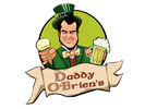 Daddy O'Brien's Irish Ice Cream Pub Logo