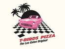 T-Birds Pizza Logo