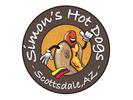 Simon's Hot Dogs Logo