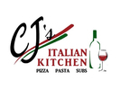 CJ's Italian Kitchen Logo
