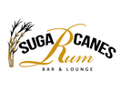 Sugarcanes Rum Bar and Lounge Logo