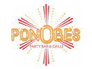 Ponobes Bar and Grill Logo