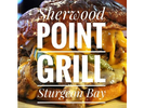 Sherwood Point Grill Logo