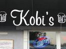 Kobi's Bar & Grill Logo