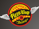 Pizza Wings N Things Logo
