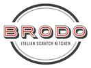 Brodo Italian Scratch Kitchen Logo