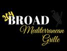 204 Broad Mediterranean Grille Logo