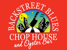 Backstreet Blues Chophouse and Oyster Bar Logo