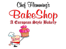 Chef Flemming's Bake shop Logo