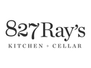 827Ray's Kitchen+Cellar Logo
