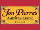 Jon Pierre's American Bistro Logo