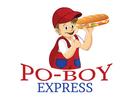Po Boy Express Logo