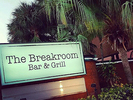 The Breakroom Bar & Grill Logo