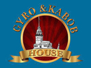Gyro and Kebab House Logo
