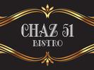 Chaz 51 Bistro Logo