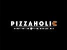 Pizzaholic Logo
