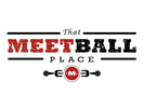 That Meetball Place Logo