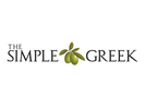 The Simple Greek Logo