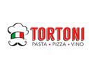 Tortoni Pasta Pizza Vino Logo